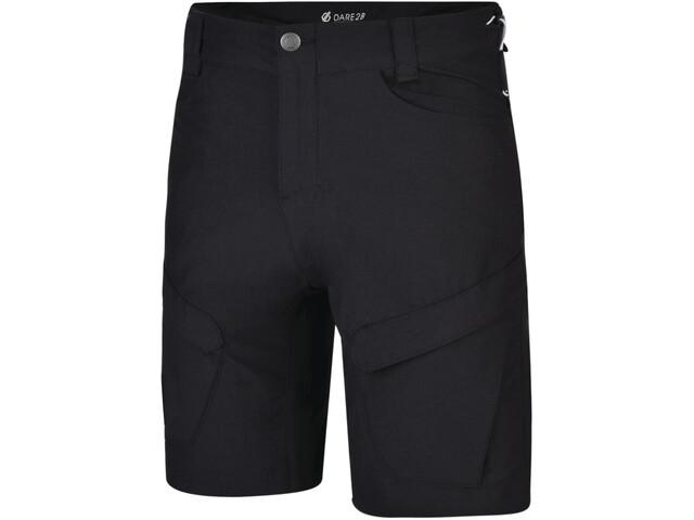Dare 2b Tuned In II Shorts Hombre, black